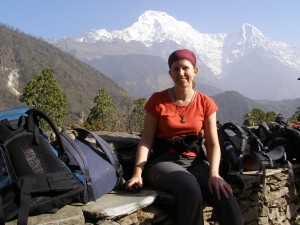 One of Many Breaks, Ghorepani