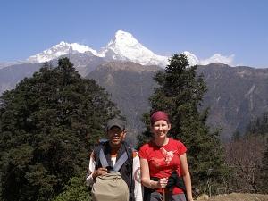 Kumar and Me, Ghorepani