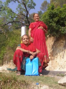 My Nepali Amma and her Didi