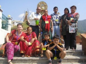 My Nepali Family and I