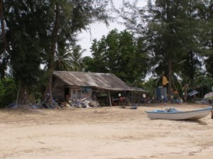 Fisherman's Cottage at Bang Saphan Yai