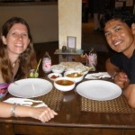 Yummy Curry at Shalimar Indian Restaurant, Koh Tao