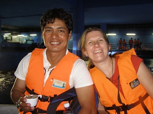 Glassboat Tour at Siam Ocean World