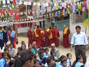 Buddha Birthday Festivities at Namo Buddha