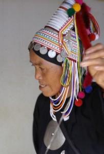 Atta from the Akha Tribe near Chiang Rai