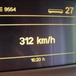Wow - 312 km/h