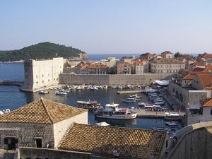 Dubrovik Port