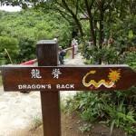 Start of Dragon's Back