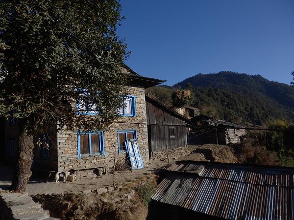 Nepal - Nepali Tea House