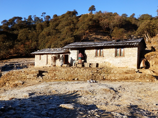 Nepali House