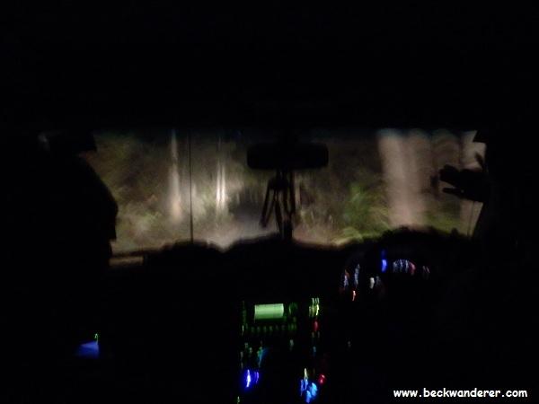 4 Wheel Driving at Night