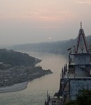 Rishikesh Sunset