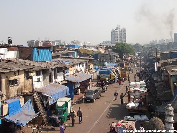 Dhavari, High Street