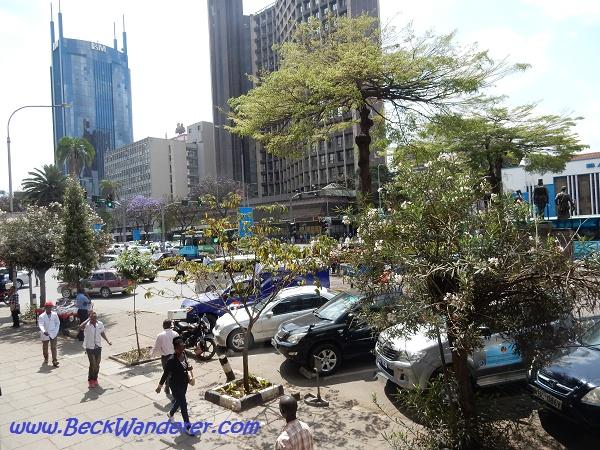 Nairobi Town Centre