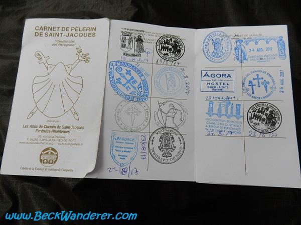 Pilgrim Passport / Credencial